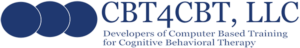Computer Based Training for Cognitive Behavioral Therapy (CBT4CBT) Logo